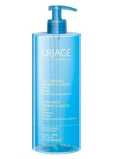 Uriage Uriage Extra Rich Dermatological Gel 500 ml Renksiz